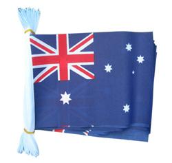 australian flag buntings