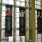 custom hanging banners