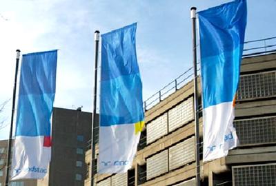 Custom Or Cross Street Light Banners And Flags | Light Pole