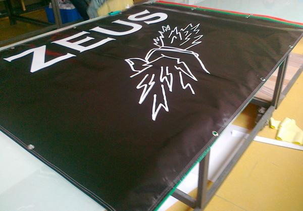Vinyl banners sydney